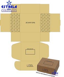 Caixa LooL Personalizada