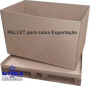 Caixa Pallet para Exportação