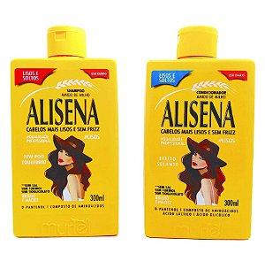 Alisena Shampoo e Condicionador 300ml