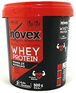Novex Whey Protein Bomba de Nutrição 500g