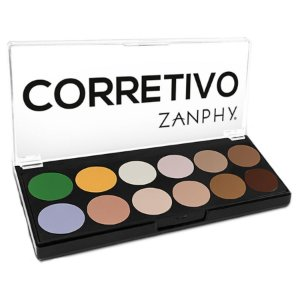 Paleta Corretivo Dozeto Zanphy