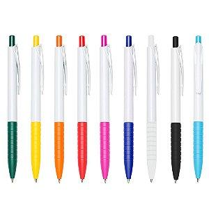 Caneta 401 - Diversas cores - Kit com 400 peças - a partir de R$ 1,25 cada