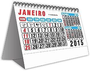 Folhinhas e Calendários - Diversos Modelos - Solicite um orçamento