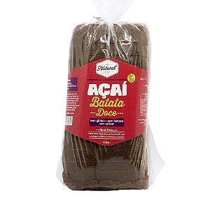 Pão de Açaí e Batata Doce Sem Glúten e Lactose 450g
