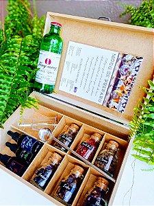Kit Gin Especiarias Completa com Tanqueray Gin&Tonic