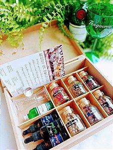 Kit Gin Especiarias Completa com Gin Tanqueray