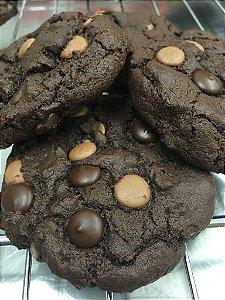 Cookie de chocolate com gotas de chocolate | 5 unidades