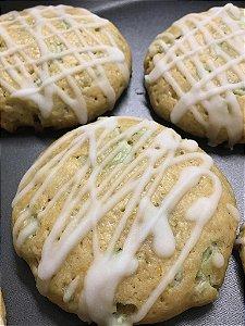 Cookie de limão siciliano | 3 unidades