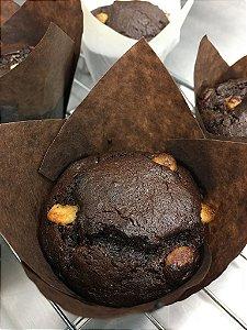 Muffin triplo chocolate | 5 unidades