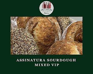 Assinatura Sourdough Mixed Vip