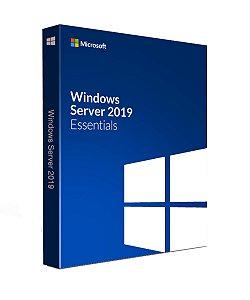 Licença Microsoft Windows Server 2019 Essentials Pack + DVD PT-BR PN G3S-01294