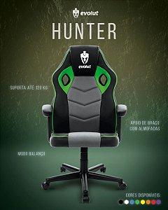 Cadeira Gamer Evolut HUNTER - EG-901 - 120KG