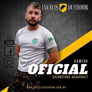 Camisa Oficial - Guerreiros Bushcraft