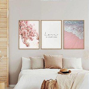 Quadros Decorativos Florais