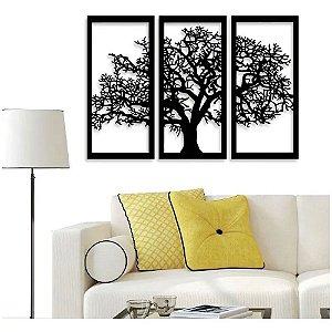 Kit Decorativo Árvore Da Vida