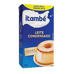 LEITE CONDENSADO CARTONADO ITAMBE 395G