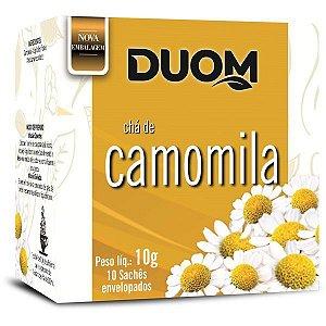 DUOM CHA CAMOMILA 10 SACHES