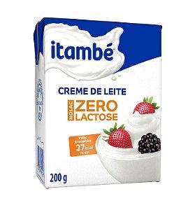 CREME DE LEITE NOLAC ITAMBÉ 200G