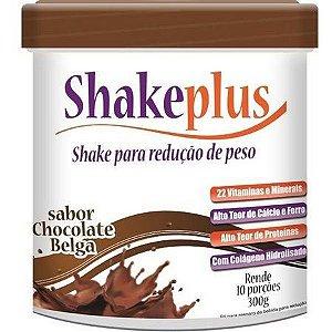 SHAKEPLUS SABOR CHOCOLATE BELGA DUOM 300GR