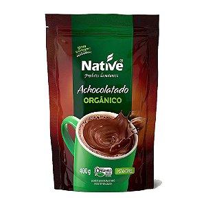 ACHOCOLATADO ORGANICO NATIVE POUCH 400G