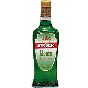 LICOR CREME DE MENTA STOCK 720ML