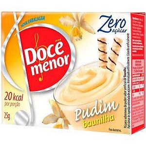 PÓ PARA PUDIM ZERO BAUNILHA DOCE MENOR 25G