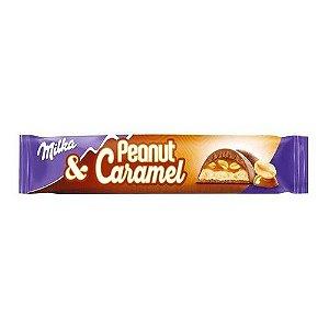 MILKA CHOCOLATE PEANUT CARAMEL 37G