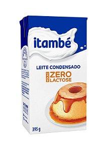 LEITE CONDENSADO ZERO LACTOSE ITAMBÉ 395G