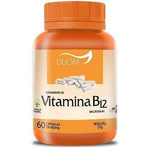 CAPSULA VITAMINA B12 DUOM 60CAPS