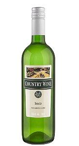 VINHO  BRASILEIRO COUNTRY WINE BRANCO SECO 750ML