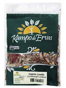 CAPIM LIMAO ORGÂNICO KAMPO DE ERVAS  30G