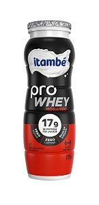 IOGURTE PRO WHEY MORANGO ITAMBE 170G