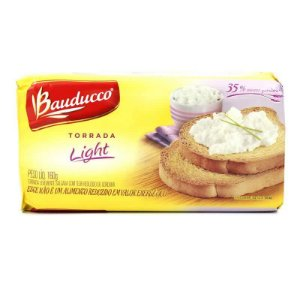 TORRADA LIGHT BAUDUCCO 160GR