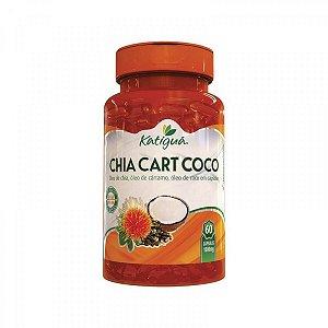 CAPSULA CHIA CART COCO KATIGUÁ 60C