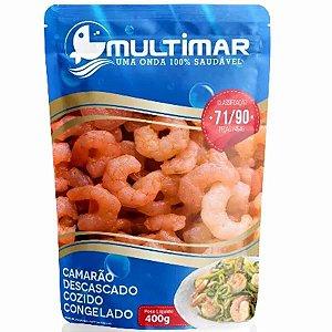 CAMARÃO SEM CABEÇA 71/90 MULTIMAR 400G