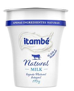 IOGURTE ITAMBE NATURAL INTEGRAL 170G