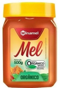 MEL ORGÂNICO MINAMEL 500ML