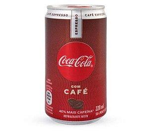 REFRIGERANTE COCA COLA CAFÉ ESPRESSO 220ML