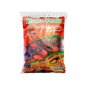 FRUTAS VERMELHAS CONGELADAS MONTE VERDE 1KG
