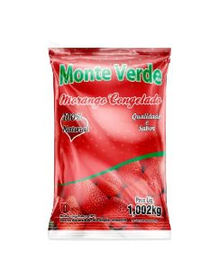 MORANGO CONGELADO MONTE VERDE 1KG