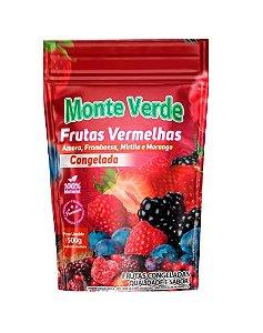 FRUTAS VERMELHAS MONTE VERDE 500G