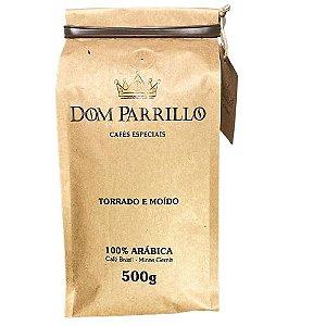 CAFE ARABICA MOIDO DOM PARRILLO 500G