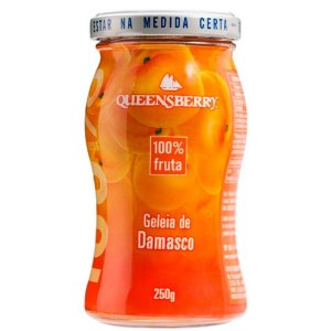 GELEIA QUEENSBERRY 100% DAMASCO 250GR