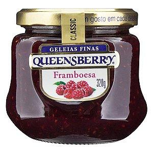 GELEIA QUEENSBERRY CLASSIC FRAMBOESA 320G