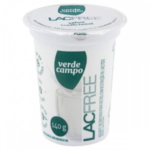 IOGURTE LACFREE NATURAL VERDE CAMPO 140G