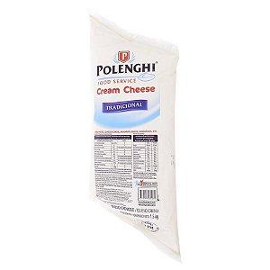 CREAM CHEESE POLENGHI BISNAGA 1,5KG