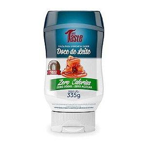 CALDA DOCE DE LEITE ZERO MRS TASTE 335G