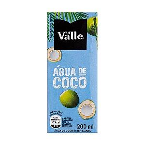 ÁGUA DE COCO DEL VALLE 200ML