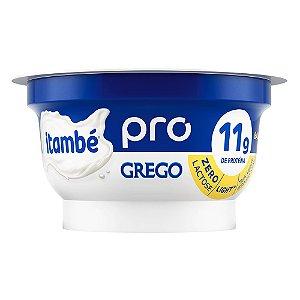 IOGURTE ITAMBÉ GREGO PRO BAUNILHA LIGHT 120G
