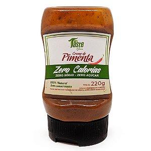 CREME DE PIMENTA ZERO MRS TASTE 220G
